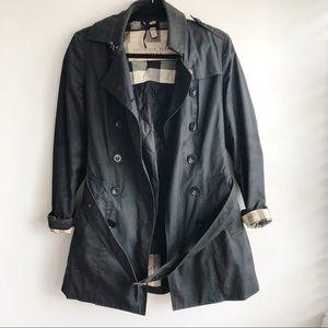 Burberry Reymoore Trench Coat Hood/Liner | Size 4